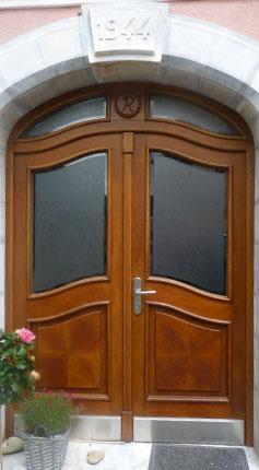 Tischler-Haustüre