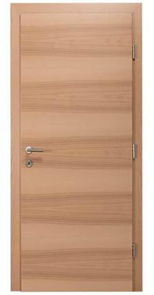 Tür vom Tischler aus Kernesche